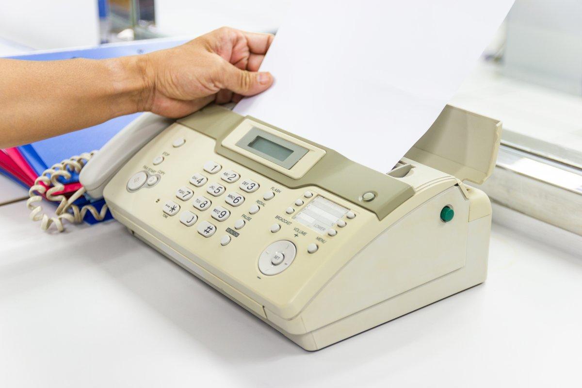 Datenschutzbeauftragter: Gängiges Faxen nicht mit der DSGVO vereinbar