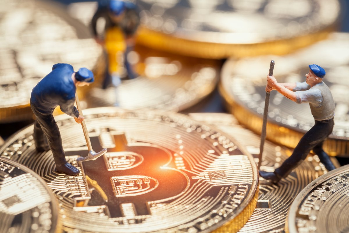 Bitcoin fällt in Richtung 40.000 US-Dollar
