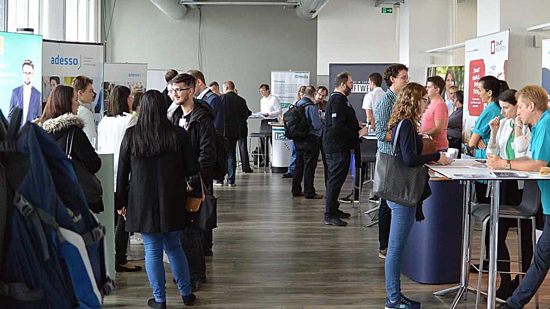 IT-Jobtag: Bewerber und Arbeitgeber kommen am 29.9. in Nürnberg zusammen