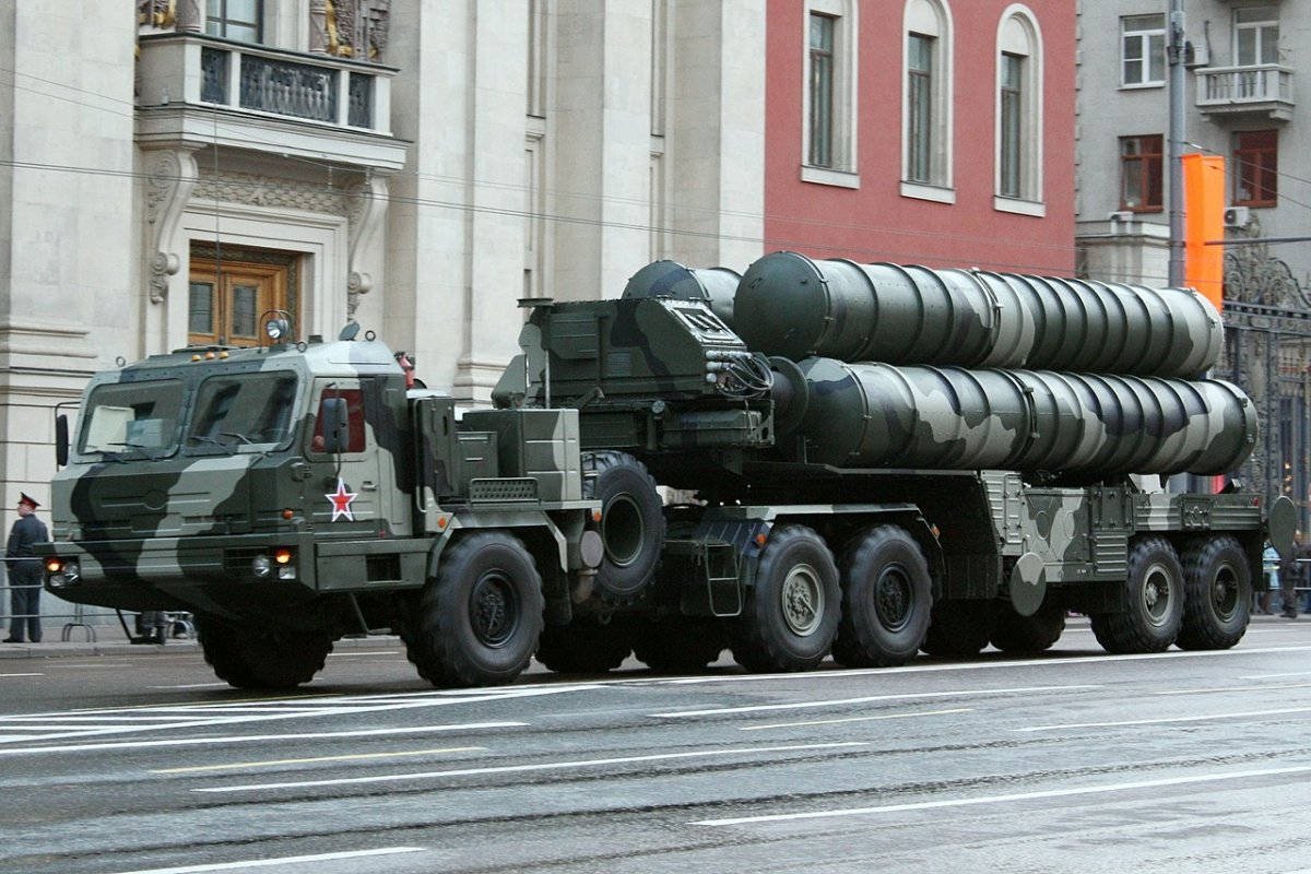 Erdogan kündigt Kauf weiterer S-400-Abwehrsysteme an