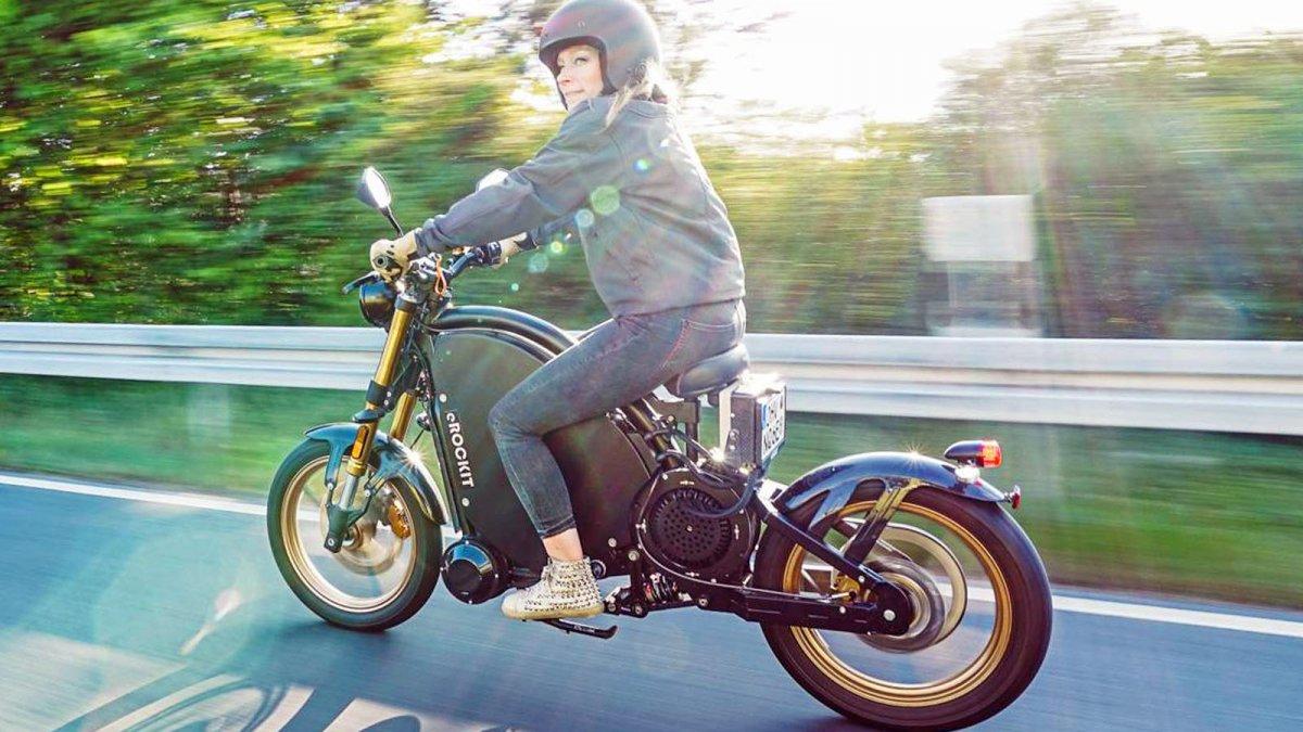 """Siebenmeilenstiefel: Das """"Human-Hybrid""""-E-Bike eRockit im Fahrbericht """