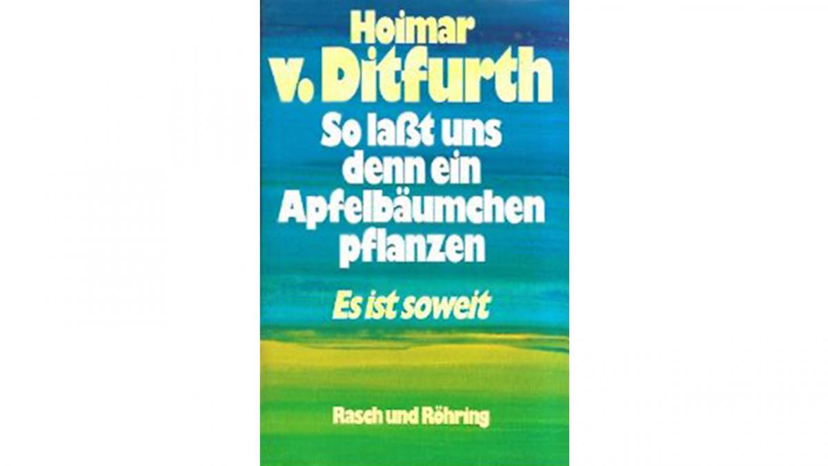 100. Geburtstag von Hoimar von Ditfurth: Der Versuch eines positiven Twists