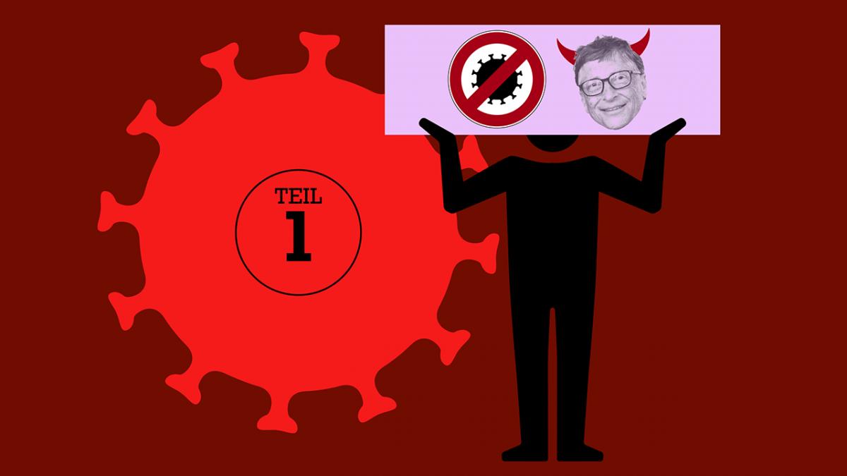 Corona-Pandemie: von Viren und Verschwörungstheorien