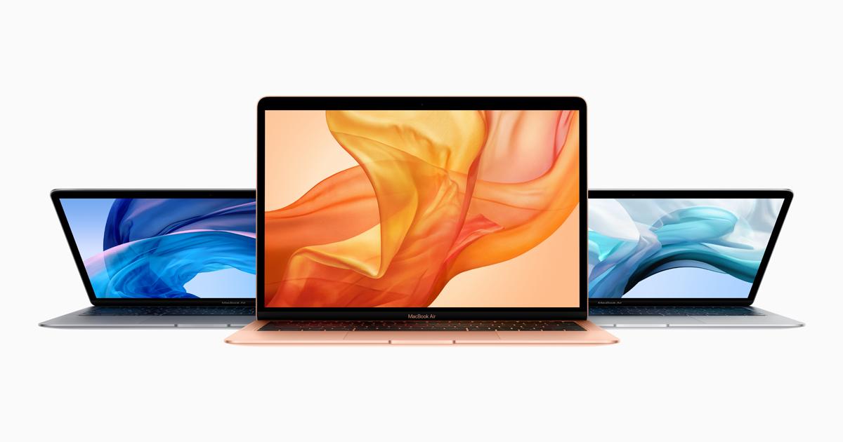 MacBook Air 2022 angeblich auch mit Notch
