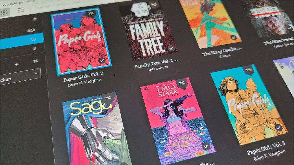 Comixology vor dem Ende: Digitale Comics nun auf Amazons Kindle lesbar