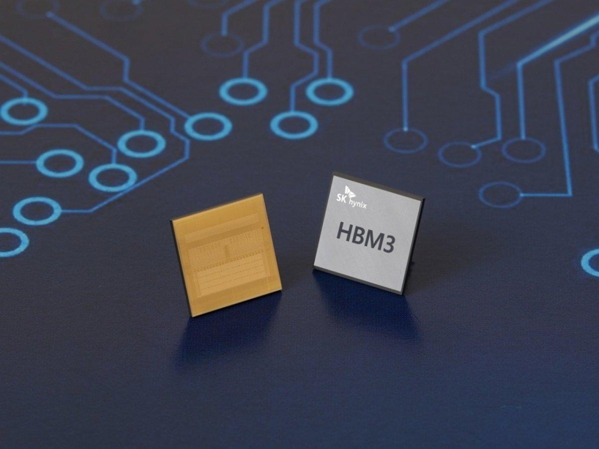 Stapelspeicher HBM3: Schnellstes DRAM für Grafikkarten und Beschleuniger