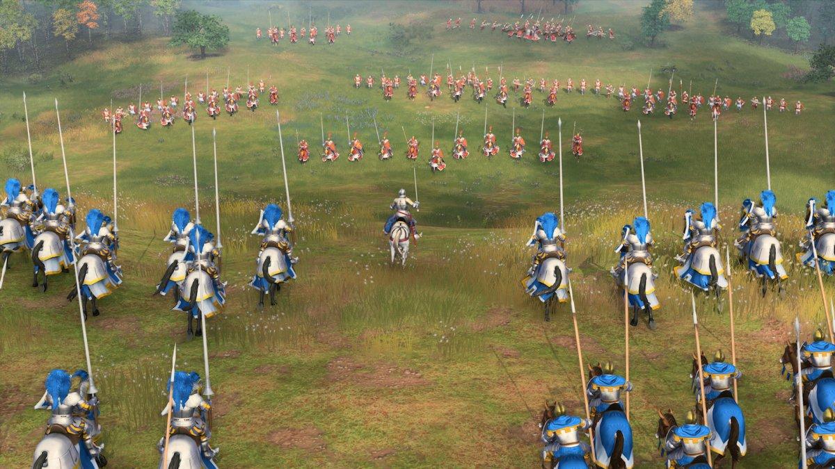 """""""Age of Empires IV"""" im Test: Als wär's gestern gewesen """