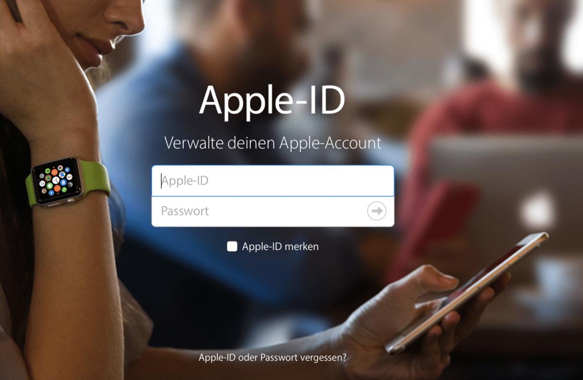 Apple-ID: FAQ zum Erstellen, Wechseln und Löschen des Benutzerkontos