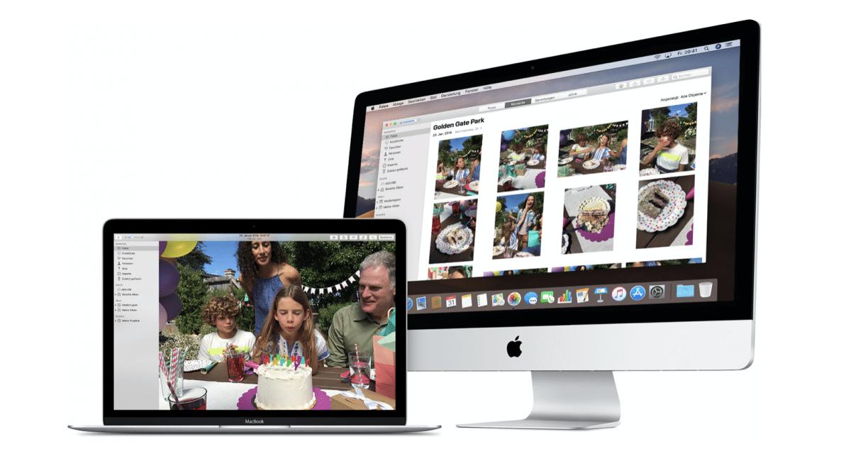 Automatischen Start der Fotos-App auf dem Mac verhindern