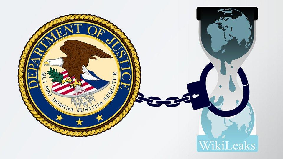 US-Justizministerium sucht mit allen Mitteln, Assange wegen Spionage anzuklagen
