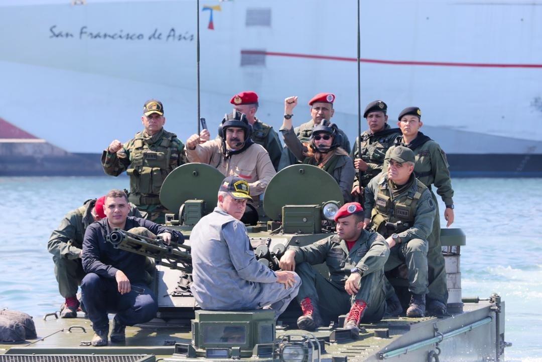 Venezuelas Opposition boykottiert, Venezuelas Opposition kooperiert