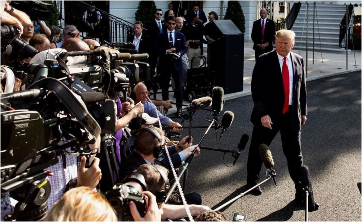 Donald Trump am Kipppunkt?