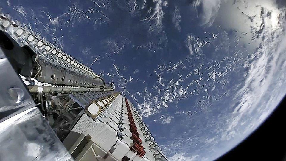 SpaceX will weitere 30.000 Satelliten in Umlaufbahn bringen