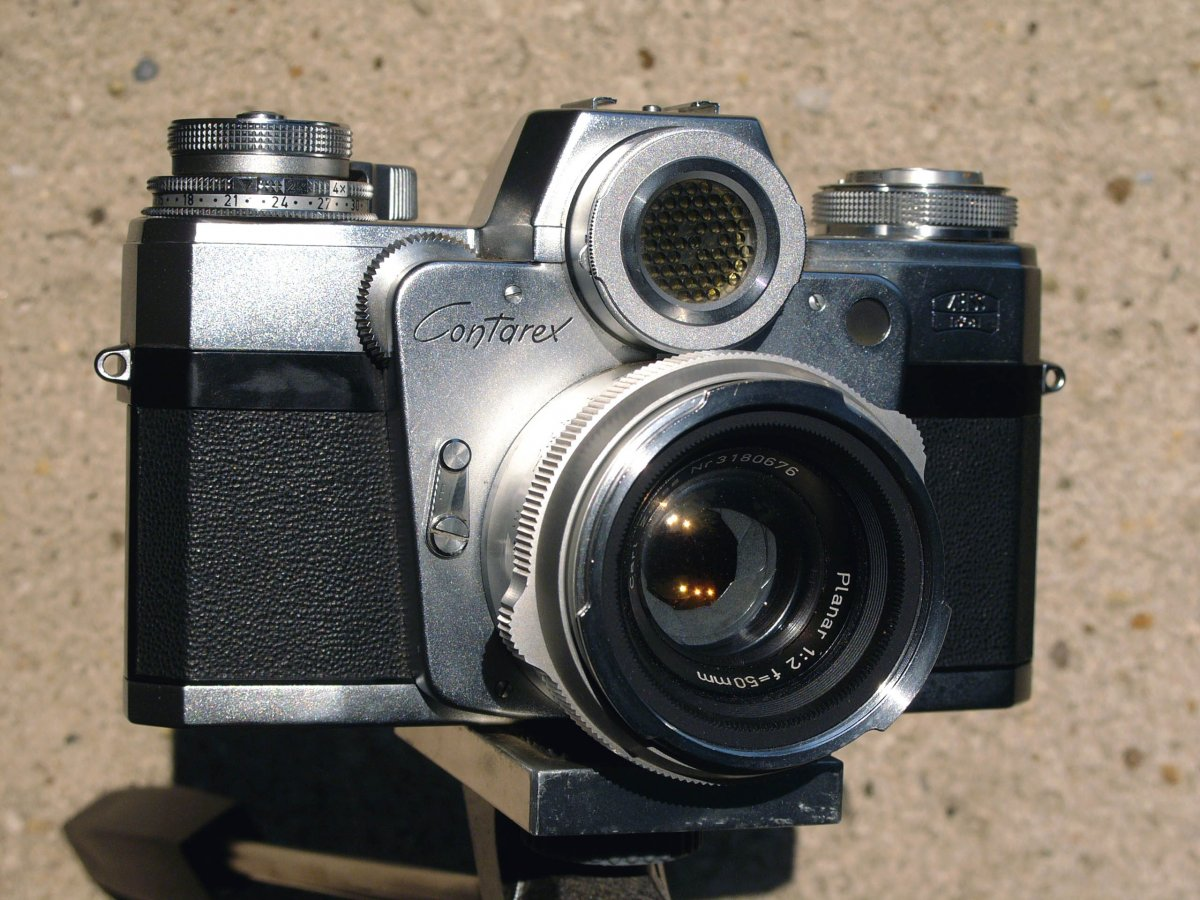 US-Strafzoll auf deutsche Fotoprodukte, die es praktisch gar nicht mehr gibt