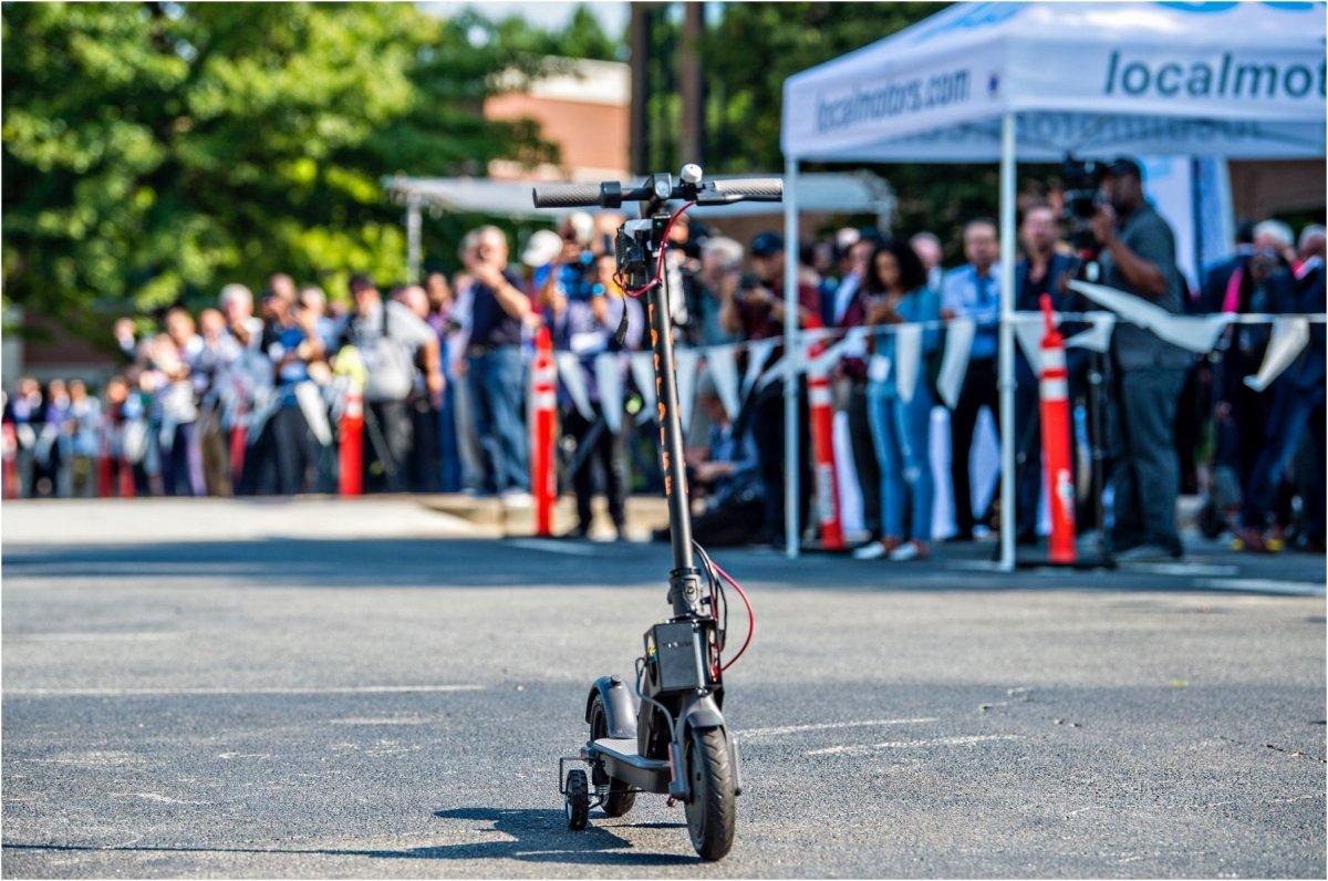 Kommen jetzt selbstfahrende E-Scooter und E-Fahrräder in die Städte?