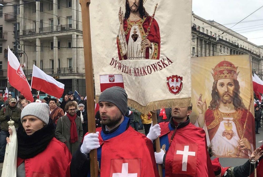 "Polen: ""Alles Propaganda, was man gegen uns sagt"""