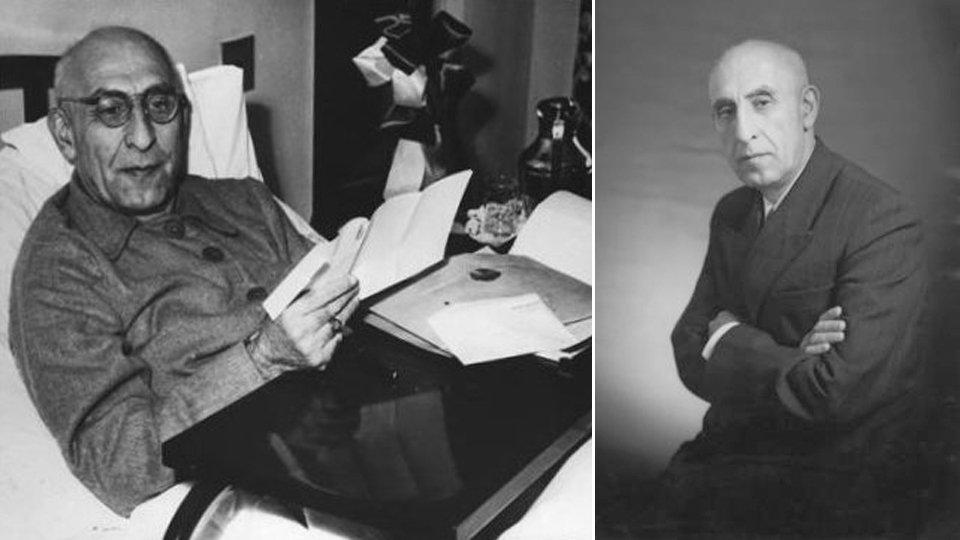 Die Mossadegh-Legende