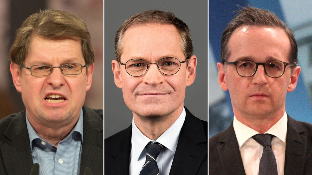 Die drei Verlierer beim SPD-Parteitag