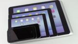 """iPad Air Plus"""" im Größenvergleich"""