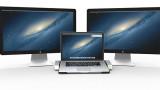 MacBook-Dock mit einfahrbaren Steckern