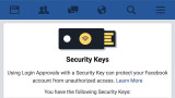 Zwei-Faktor-Authentifizierung: Bei Facebook per Stick sicherer einloggen