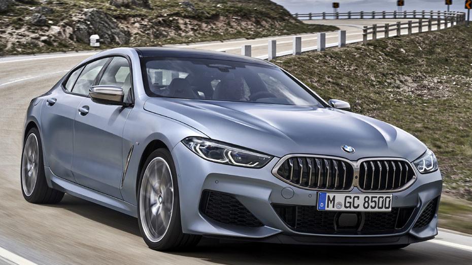 Vorstellung: BMW 8er Gran Coupé