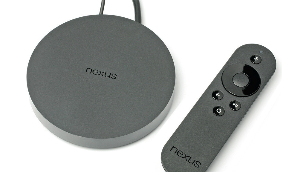 nexus player erste settop box mit googles betriebssystem android tv c 39 t magazin. Black Bedroom Furniture Sets. Home Design Ideas