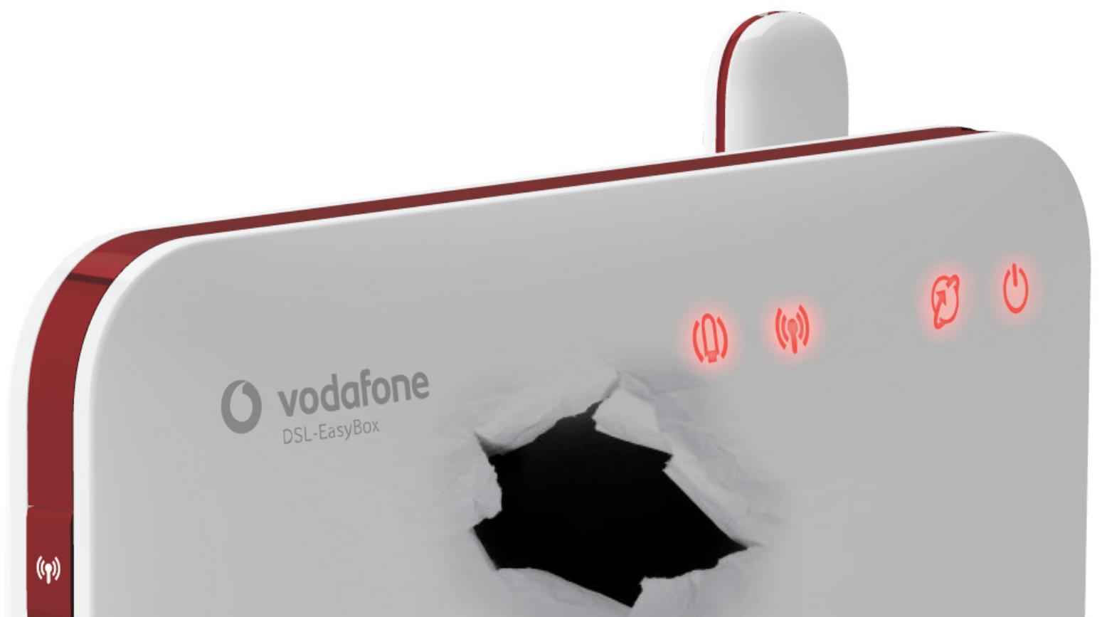 Akute Sicherheitslücke in Vodafone-Routern ist wieder offen