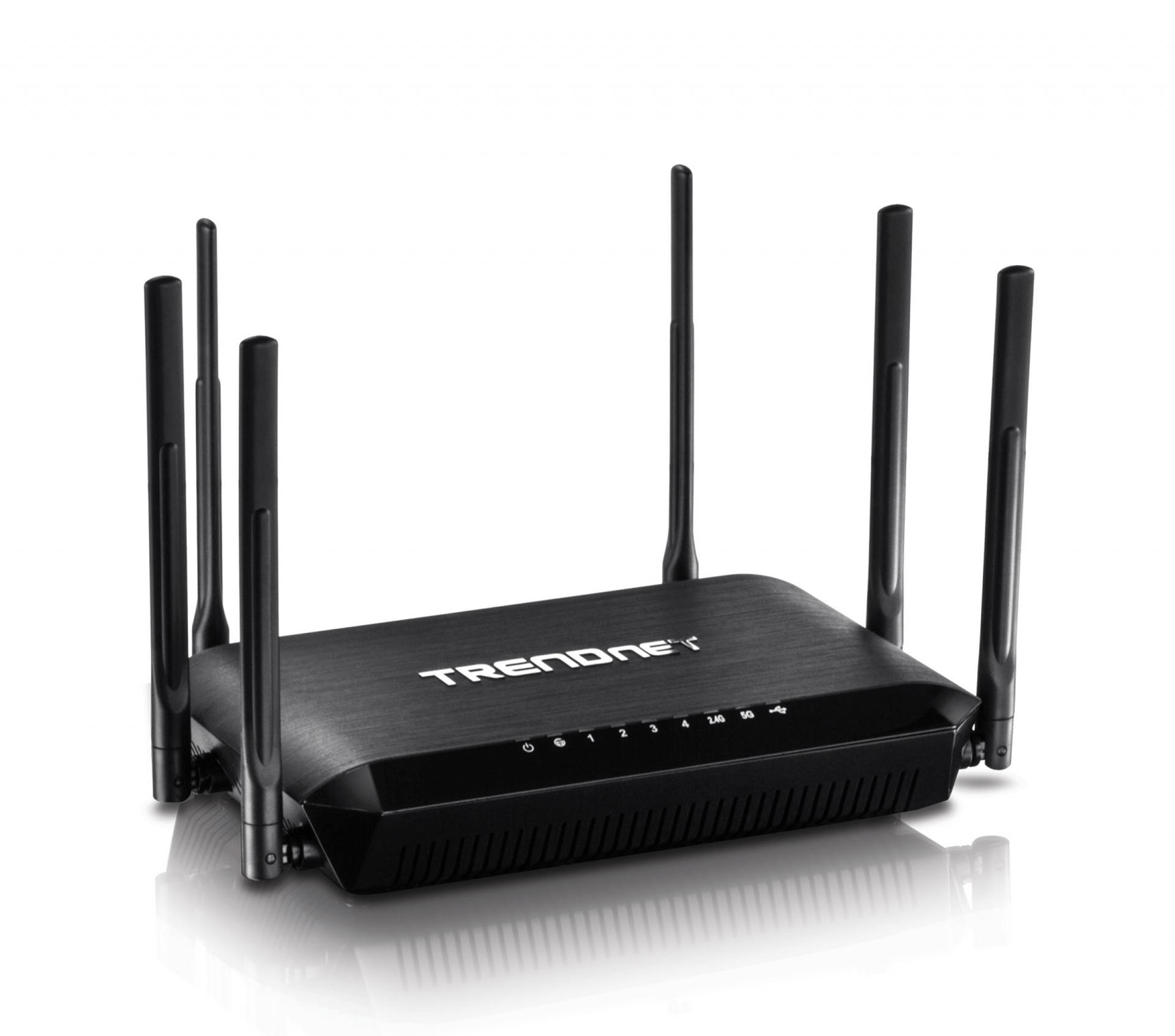 Doppelte AC-WLAN-Zellen: Trendnet präsentiert WLAN-Router der AC3200-Klasse