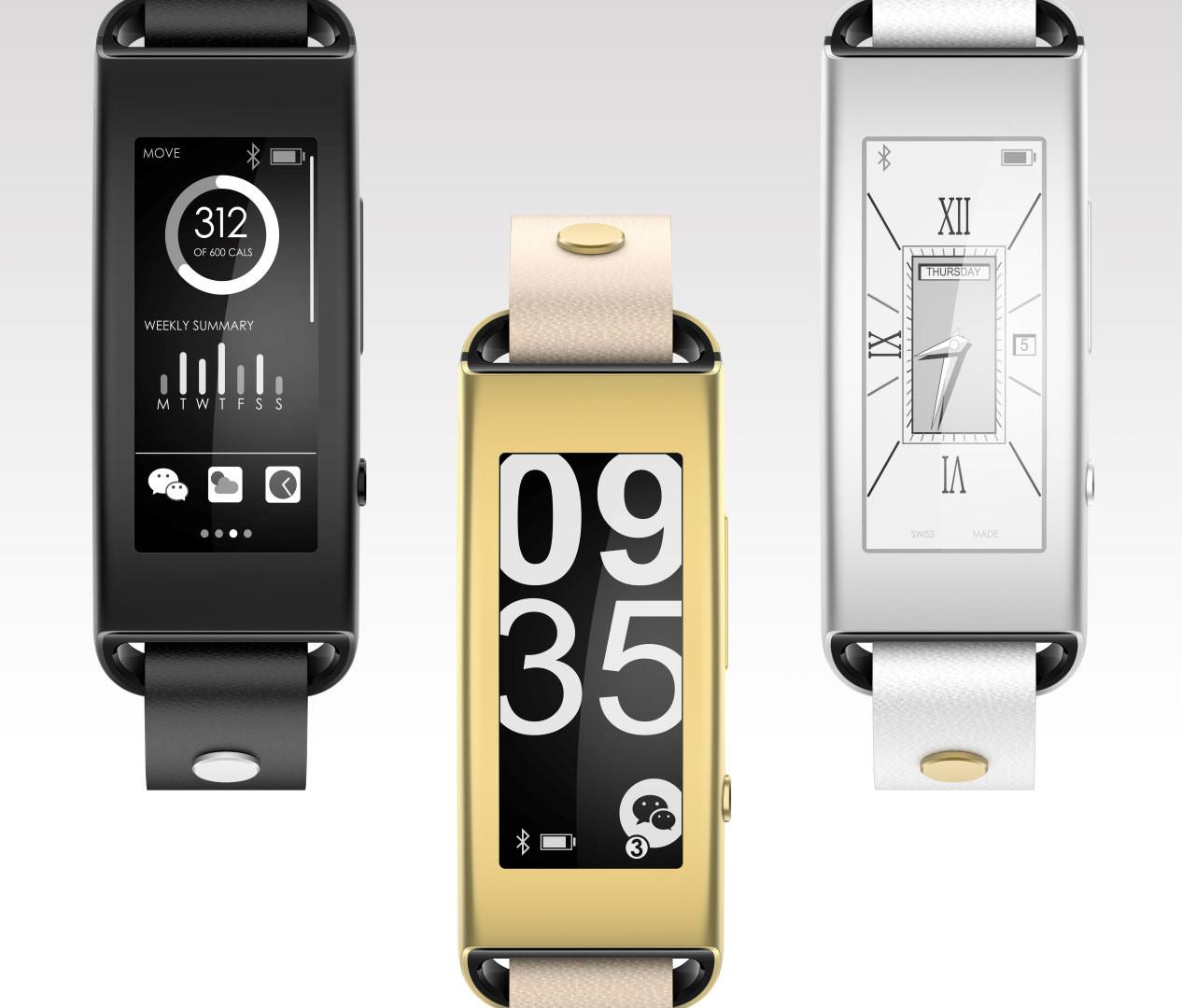 Wearables auf der CES: Lenovos Vibe und ein neues Myo