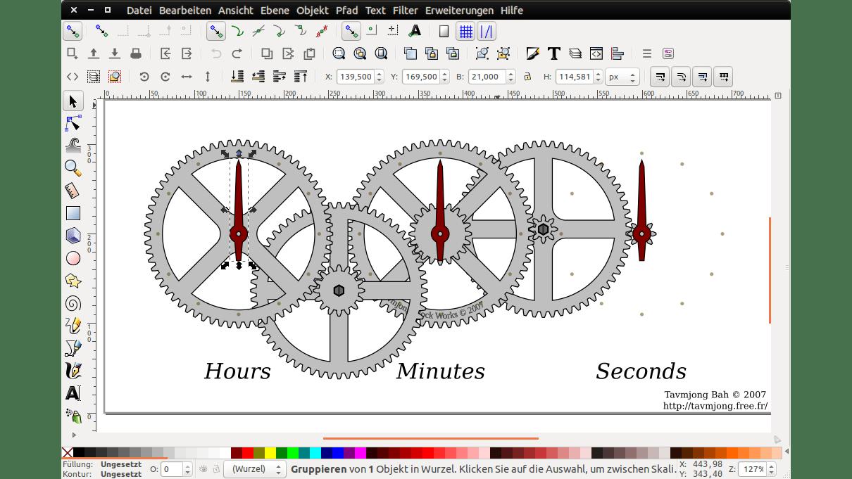Grafikprogramm Inkscape Mit Schnellerem Renderer Heise