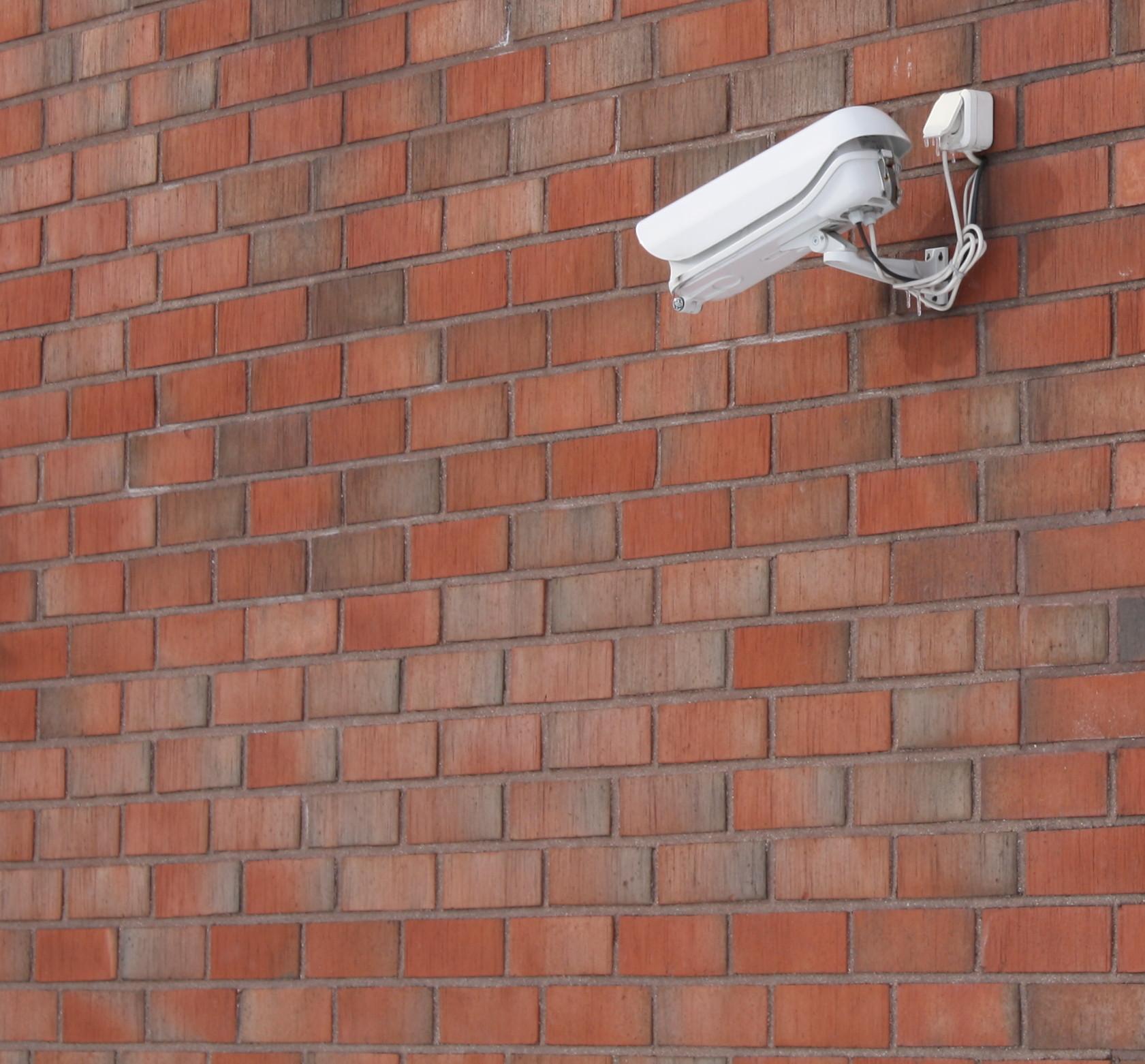 Berlins Datenschützer besorgt über private Überwachungskameras