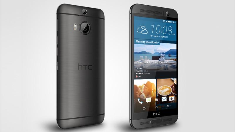HTC stellt One M9+ für chinesischen Markt vor