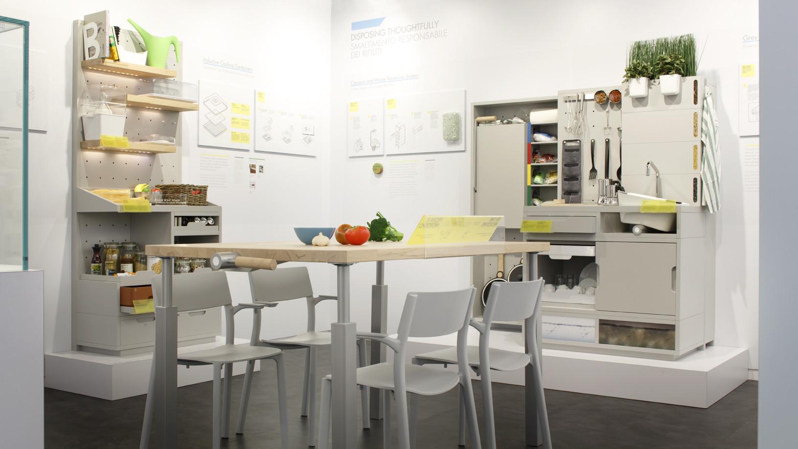 Ikeas Vision für die Küche der Zukunft | heise online