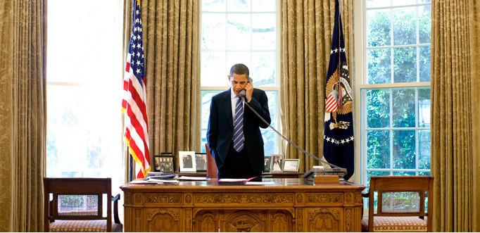 Bericht: Russische Hacker lasen nichtgeheime E-Mails Obamas