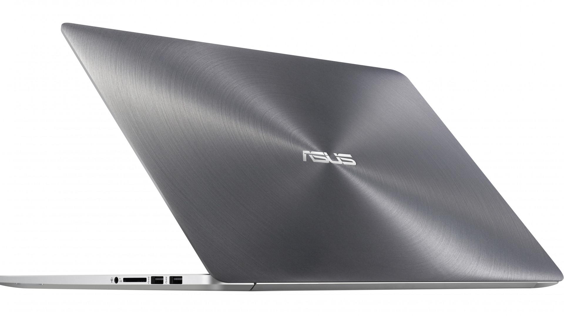 Zenbook UX501: Leistungsstarkes 15-Zoll-Notebook mit 4K-Bildschirm