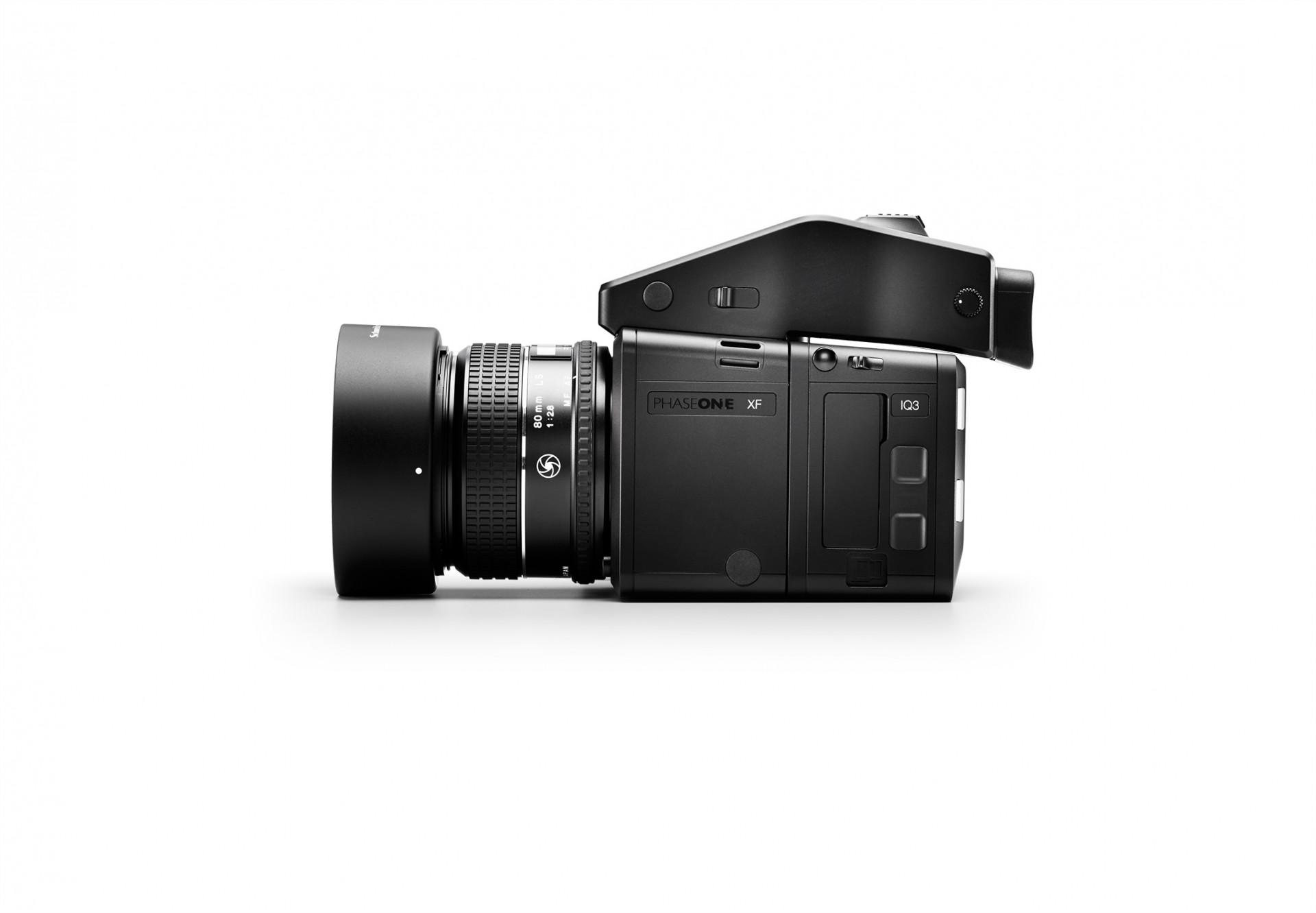 Phase One: Neue digitale Mittelformatkamera, neue Objektive, neue ...