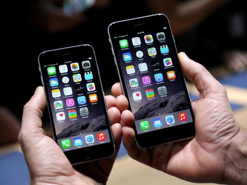 """""""iPhone 6s"""": Apple will angeblich mehr Flash-Speicher für mittleres Modell"""