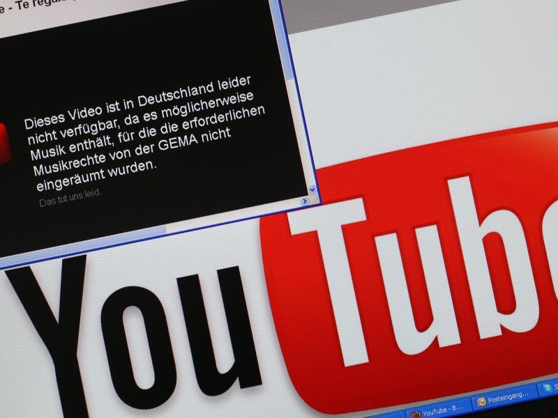 YouTube: GEMA-Klage abgewiesen