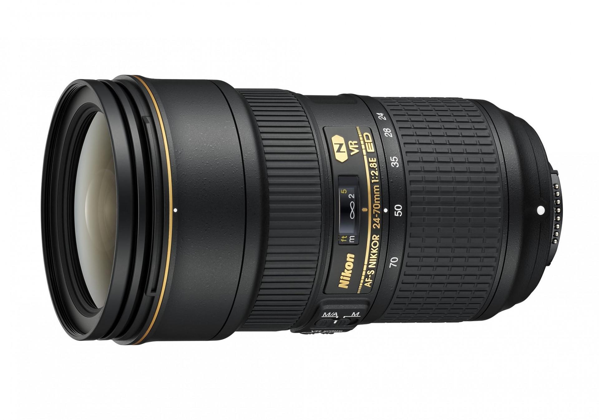 Nikon stellt drei neue Vollformat-Objektive vor | c\'t Fotografie