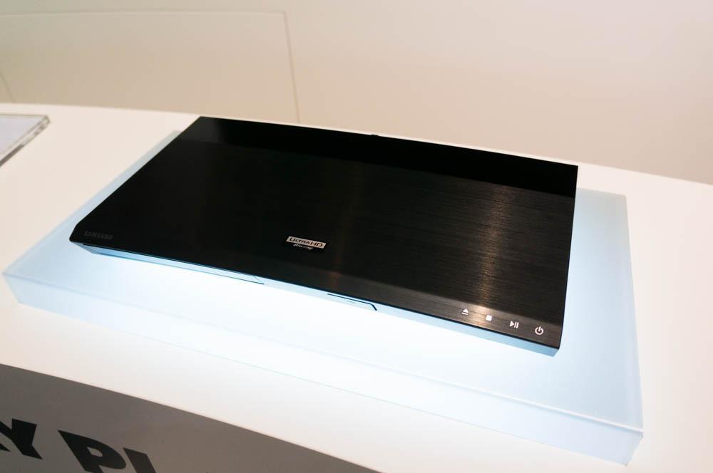 IFA 2015: Samsung kündigt Player für Ultra HD Blu-ray an