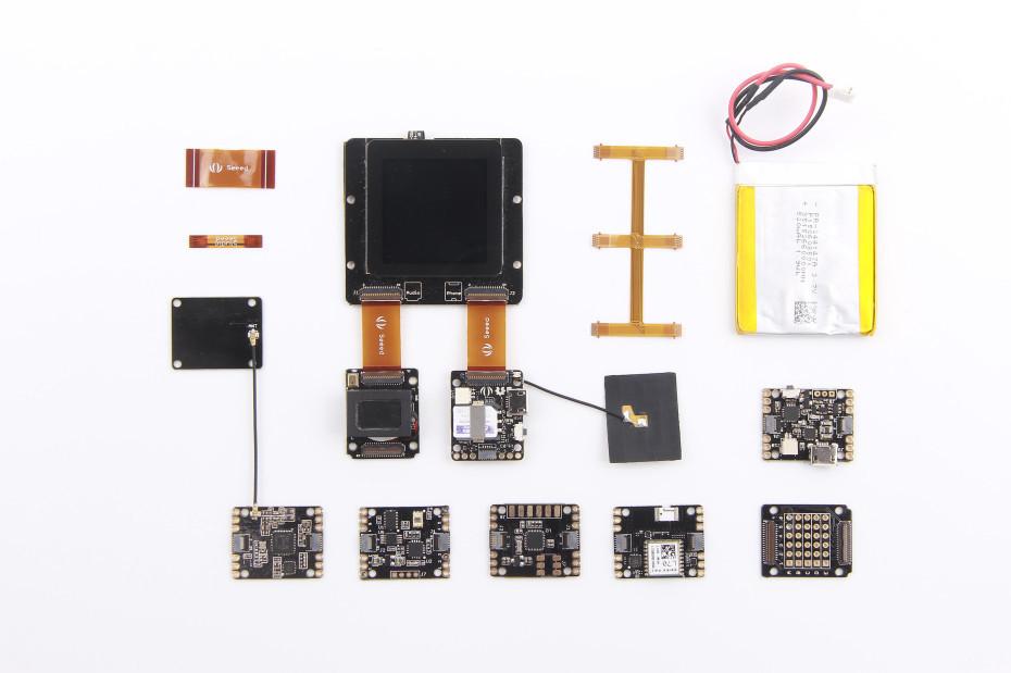 RePhone Kit: Smartphone-Bausatz für Bastler