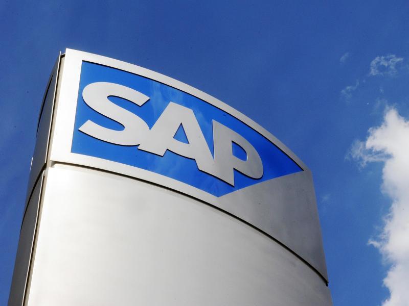 SAP legt in der Cloud und mit Software zu