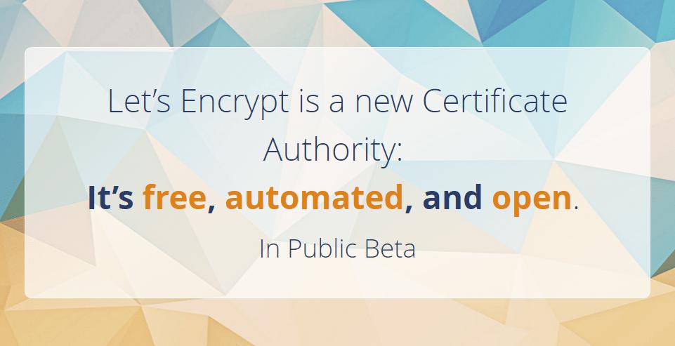 Let's Encrypt startet öffentliche Beta: Kostenlose SSL/TLS-Zertifikate für jedermann