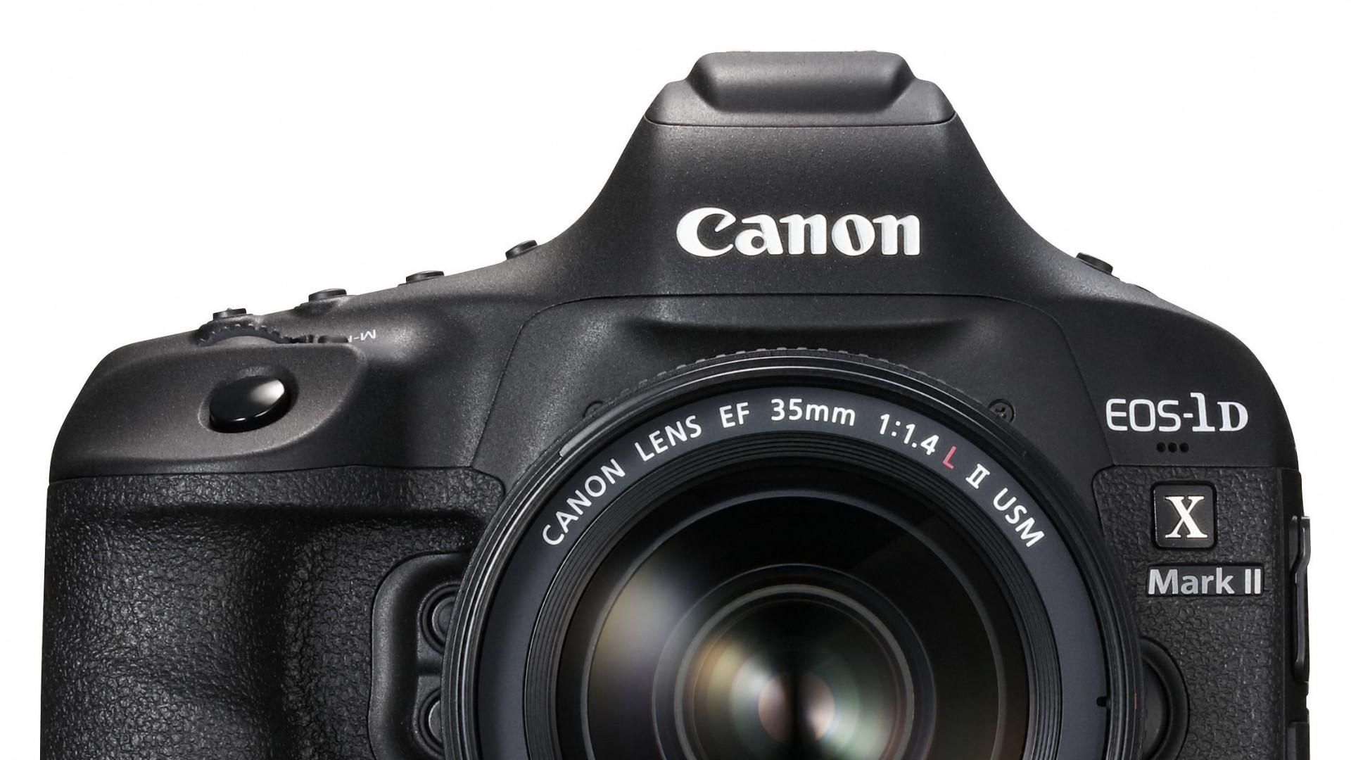 Digitale Spiegelreflexkamera: Canons neues Flaggschiff EOS-1D X Mark ...