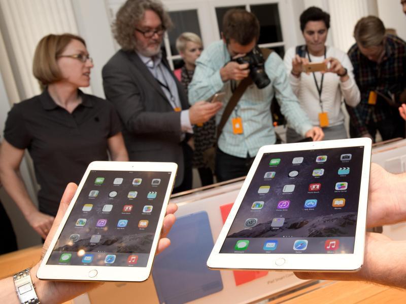 energiekonzern rwe apple tablet statt papier im tagebau. Black Bedroom Furniture Sets. Home Design Ideas