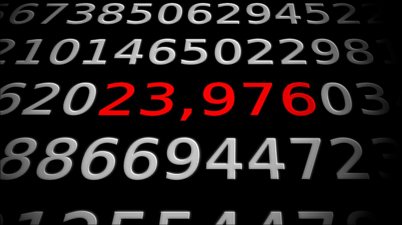 Zahlen, bitte! 23,976 ... traditionell krumme Bildwiederholrate ...