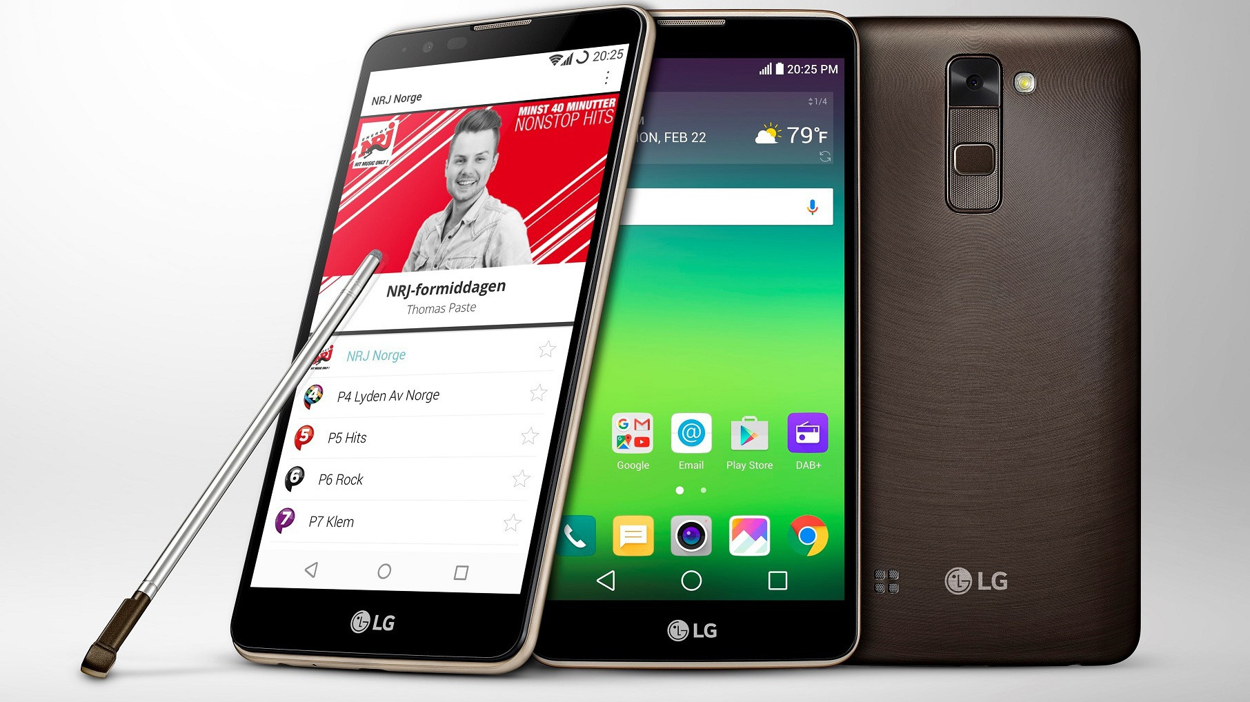 lg stylus 2 smartphone mit digitalradio dab und stift heise online. Black Bedroom Furniture Sets. Home Design Ideas
