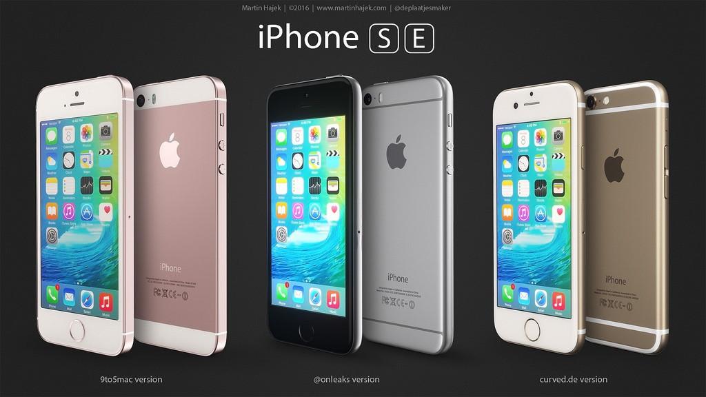 Analyse: Apple iPhone SE wird ein Hybrid aus iPhone 5 und 6