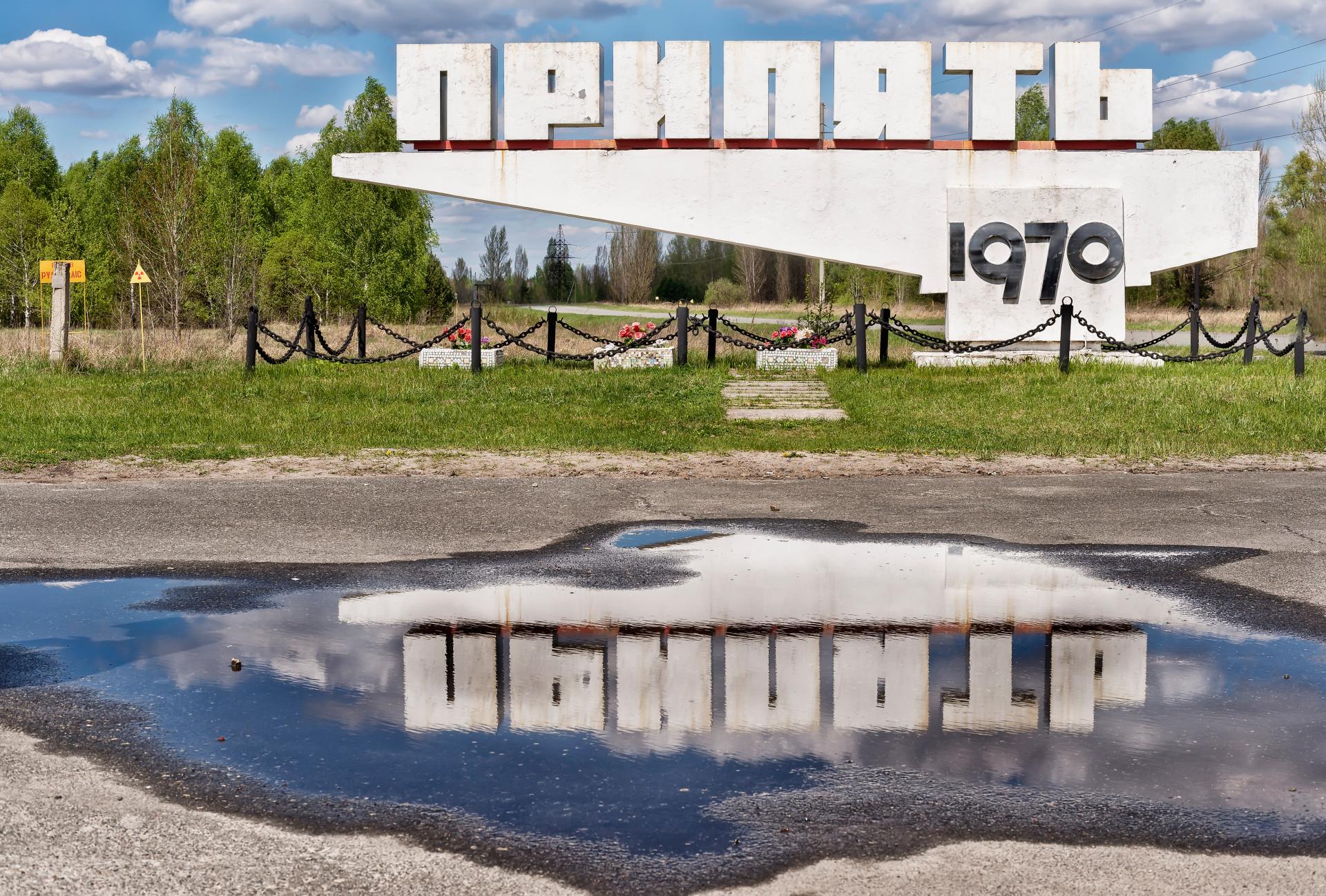 Tschernobyl: Als Tourist in die Todeszone rund um das havarierte AKW